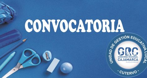 CONVOCATORIA CAS 11-14- FORMADORES MULTIGRADO
